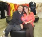 Entrevista agradável com o estilista Vitor Zerbinato