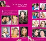 Confiram a minha página da Revista Actual no mês de março- Uma homenagem as mulheres…