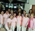 Lótus Residencial promove chá da tarde para as voluntárias da Rede de Combate Ao Câncer e convidadas