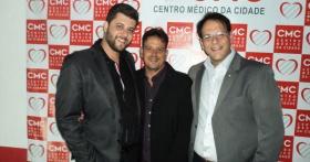 Inauguração do CMC-Centro Médico da Cidade. Um novo conceito em Medicina