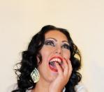 Alexandra Braga- Transsexual que participou do Lata Velha, Caldeirão do Huck