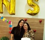 Aniversário das queridas  Silvana e Natália Wermelinger