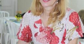 """Só """"Luluzinhas"""" no aniversário da querida Olga Santos"""